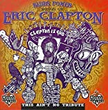 Album cover for Blues Power: Songs of Eric Clapton