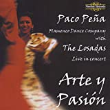 Album cover for Arte Y Pasion