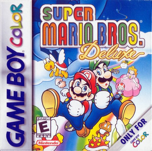 Super Mario Brothers Deluxe by  Nintendo (Game Cartridge)