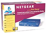 Netgear PS110 10/100 Print Server with 2 Parallel Ports