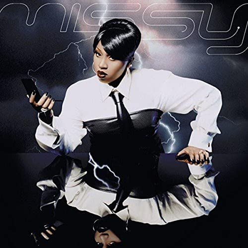 Original album cover of Da Real World by Missy Misdemeanor Elliott