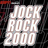 Album cover for ESPN Presents: Jock Rock 2000