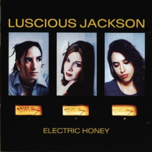 Original album cover of Electric Honey by Luscious Jackson