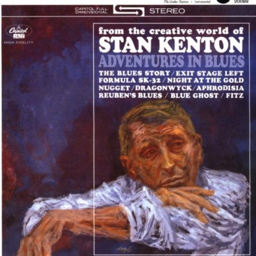 Stan Kenton: Adventures in Blues