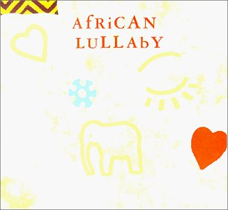 African Lullaby CD, image: amazon.com
