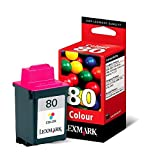 Lexmark 12A1980 Color Inkjet Print Cartridge