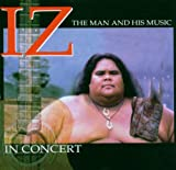 Album cover for Iz the Man and His Music