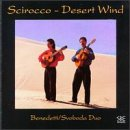 Album cover for Scirocco-Desert Wind