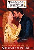 Shakespeare in Love - movie DVD cover picture