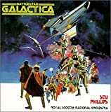 Cubierta del álbum de Battlestar Galactica (Royal Scottish National Orchestra)