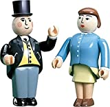 Thomas & Friends Sir Topham Hatt & Lady Topham Hatt