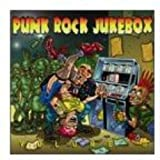 Cubierta del álbum de Punk Rock Jukebox Volume II