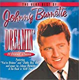 Pochette de l'album pour The Very Best of Johnny Burnette (Dreamin')