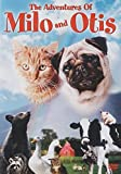 The Adventures of Milo & Otis - movie DVD cover picture