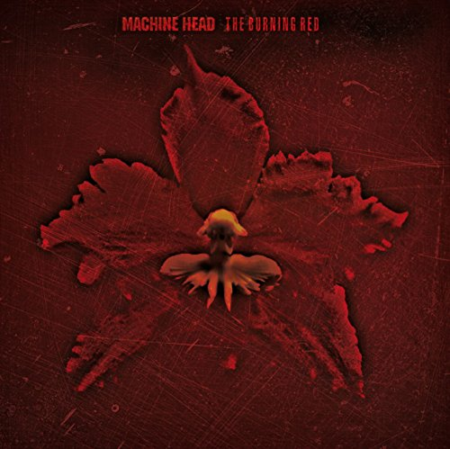 CD-Cover: Machine Head - The Burning Red