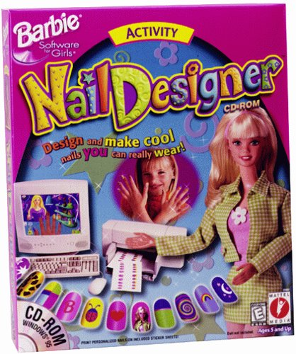 Barbie Nail Art Games Free Download: Software-Online-Store