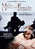 Male and Female - movie DVD cover picture