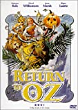 Return to Oz - movie DVD cover picture