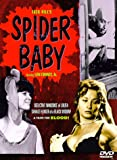 Spider Baby - movie DVD cover picture