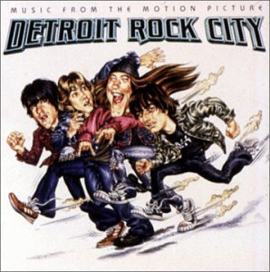 Detroit Rock City soundtrack
