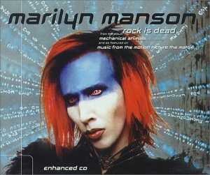 Marilyn Manson - Rock Is Dead (music from