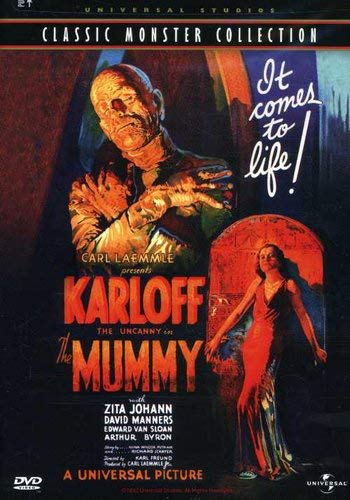 The Mummy / Мумия (1932)
