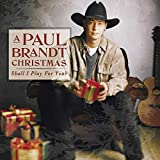 Copertina di album per A Paul Brandt Christmas (Shall I Play for You?)