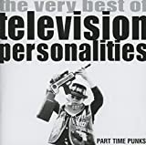 Skivomslag för Part-Time Punks: The Very Best of Television Personalities
