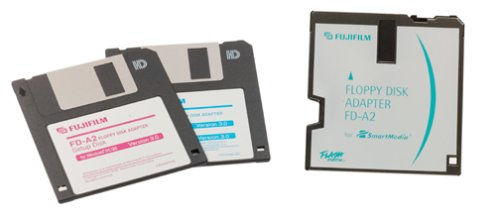 Fuji FD-A2 Floppy Adapter