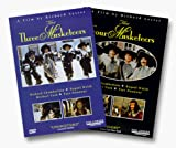 The Three Musketeers/The Four Musketeers - movie DVD cover picture