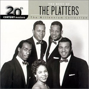 CD-Cover: The Platters - Best Of The Platters