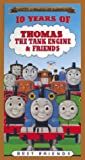10 Years Of Thomas & Friends (Gift Set Packaged)