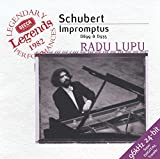 Schubert: Impromptus D 899 & D 935 / Radu Lupu [from US] [Import]