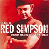 Capa do lbum The Best of Red Simpson