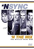 N Sync - N the Mix - movie DVD cover picture