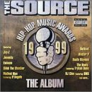 Skivomslag för The Source Hip-Hop Music Awards 1999