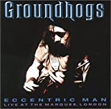 Albumcover für Eccentric Man - Live at the Marquee