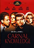 Carnal Knowledge - movie DVD cover picture