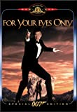 For Your Eyes Only - movie DVD cover picture