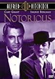 Notorious - movie DVD cover picture