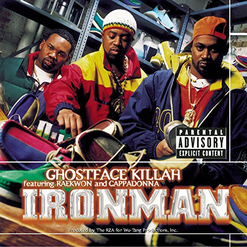 Ghostface Ironman