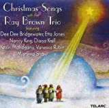 Album cover for Christmas Songs With The Ray Brown Trio