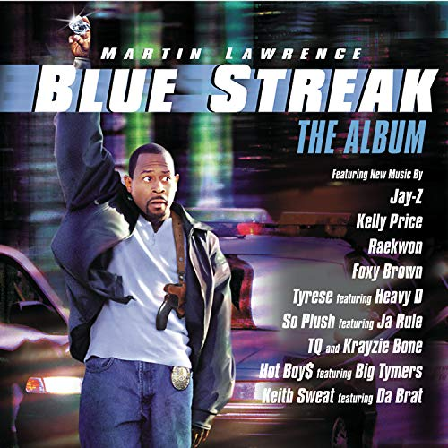 Blue Streak soundtrack