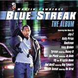 Capa do álbum Blue Streak