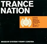 Pochette de l'album pour Ministry of Sound : Trance Nation 1