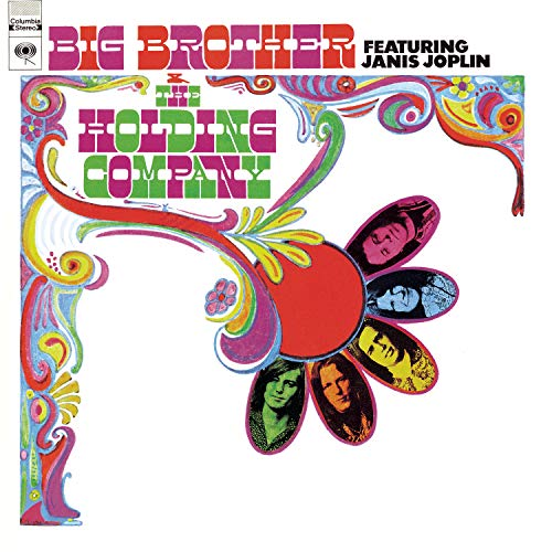 Big Brother & The Holding Company - Rock: Train Kept a Rollin