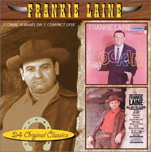 Frankie Laine - Golden Hits Of The 50
