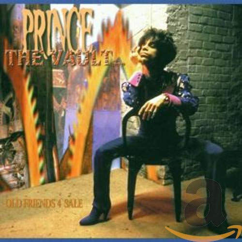 Prince - The Vault: Old Friends 4 Sale - Zortam Music