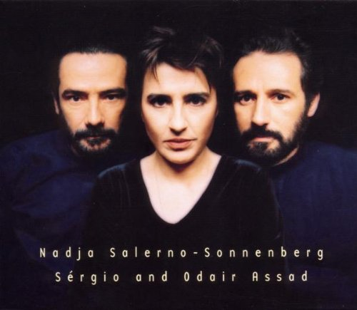 Violin and Guitar, Salerno-Sonnenberg and the Assads