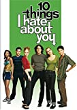 10 Things I Hate About You - movie DVD cover picture
